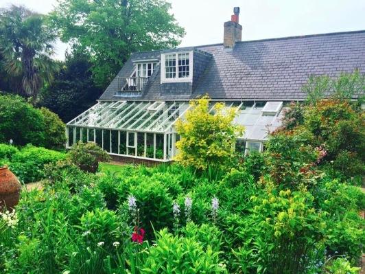 Monk's House Garden