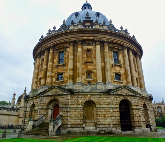 Radcliffe Camera Reading Room, Oxford
