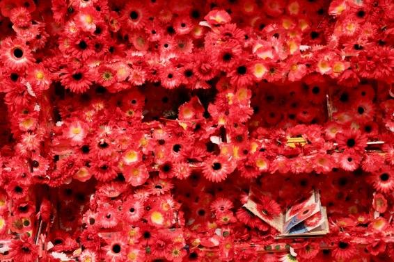 YAYOI KUSAMA Flower Obsession
